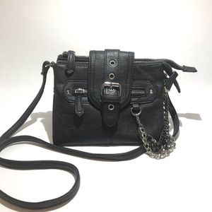 ALDO black crossbody purse